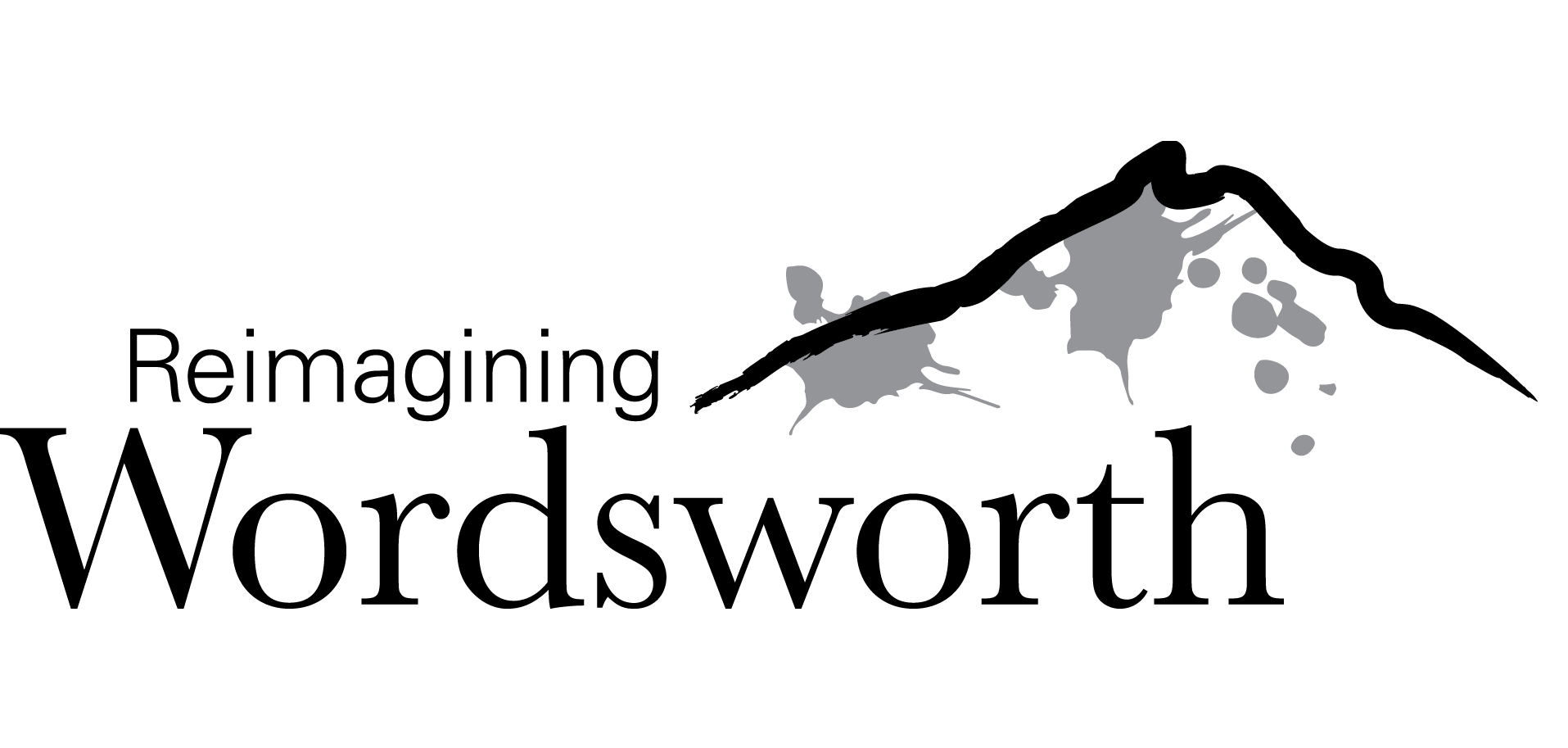 Reimagining Wordsworth logo