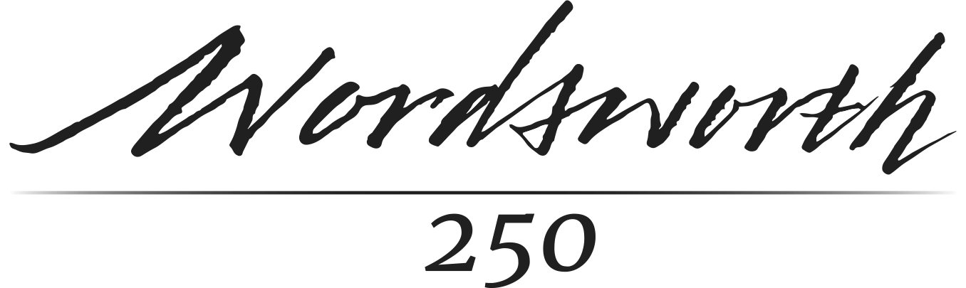 Wordsworth 250 Logo